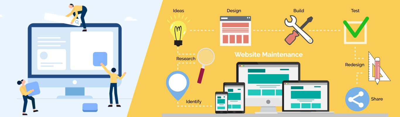 Best Website Maintenance Service Provider in Pakistan