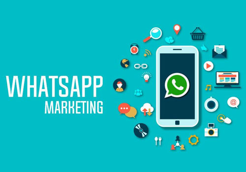 WhatsApp Marketing Company Mumbai, India. We Helps to Improve Your Business Effectiveness with our WhatsApp Marketing Services. Contact us Now!